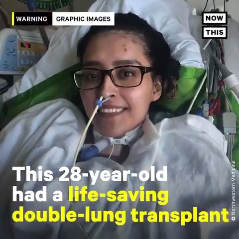 28-year-old Mayra Ramirez became the first American COVID-19 survivor to receive a double-lung transplant —and she has a dire message for everyone https://t.co/aZLuyeEkjo