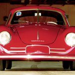 Image for the Tweet beginning: This 1948 #Porsche 356 is