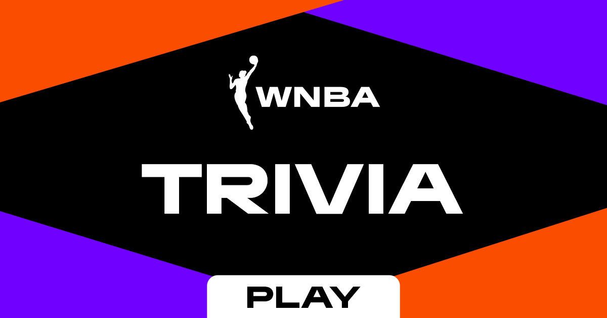 Have you been keeping up with the 2020 season? Test your knowledge every Monday to see if you're the biggest #WNBA fan!  Start here 👉 https://t.co/hUponKc1SI https://t.co/yeMuGPNCpV