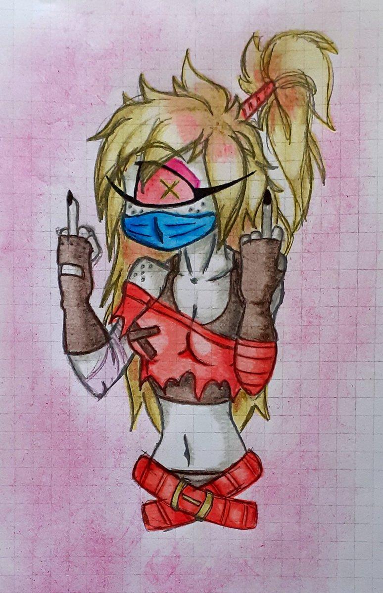 Fuck the Covid! We will win!  [character Cherri belongs to Vivziepop] [art belongs to me]  #art #arte #ArtistOnTwitter #artshare #artwork #draw #drawing #drawingart #drawingoftheday #vivziepop #HazbinHotel #HazbinHotelFanart #HazbinHotelCherripic.twitter.com/Zm8HjRPP3t