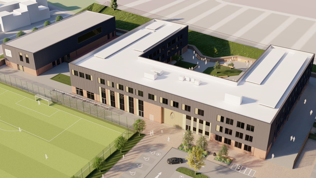 RT @TrinityAcademyL Want updates on our new school?   Register your interest to get information on upcoming open events and important admissions information: https://t.co/0SvxW4mwUK    #Leeds #NewSchool #Secondary #Year7