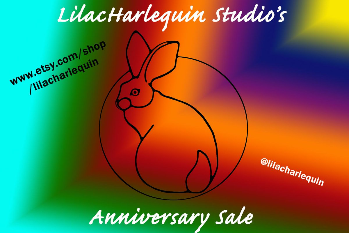 Today is the 1st anniversary of the rest of my life. 20% off everything in my shop https://buff.ly/2PDjT1l  #lilacharlequinstudio #makearteveryday #etsy #handmade #Coloradoartist #supportartists #smallbusiness #localbusiness #shopsmall #womanownedbusiness #workfromhomemompic.twitter.com/e0JmlYUi19
