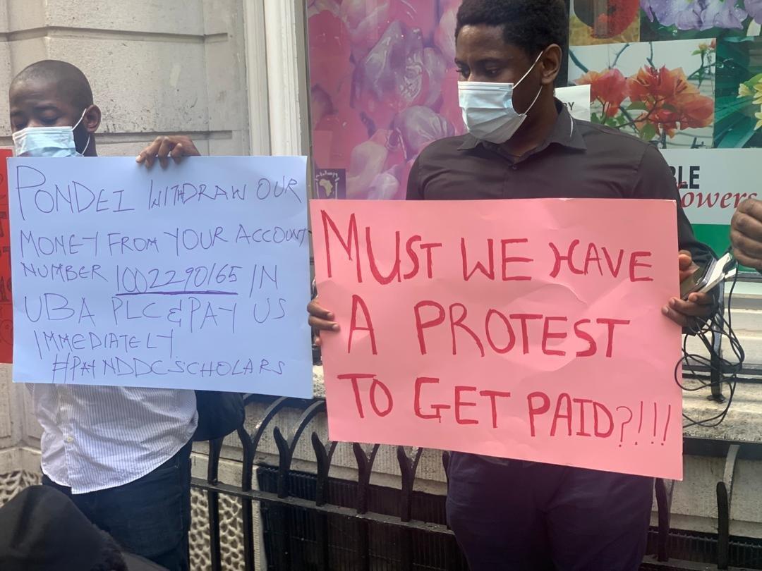 Pay scholarship students abroad, Buhari orders NDDC