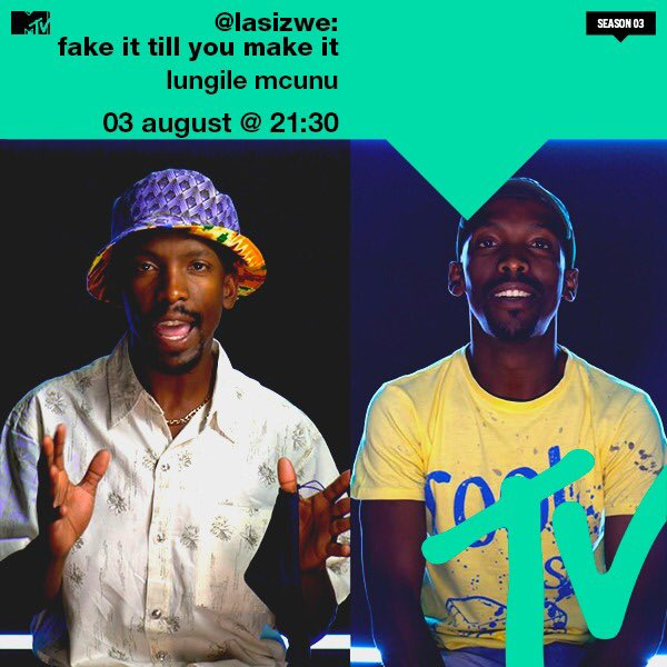 Sibafuna one by one, because what a night with #MTVLasizwe! 😂😂 Catch @lasizwe and the trio at 9:30pm on @MTVAfrica Ch130 or on #DStvNow: https://t.co/IkxV7N8EhT https://t.co/T4v8DBWyxb