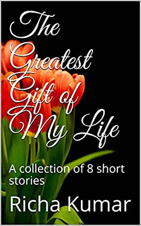 Week 32 Book 36 The greatest gift of my life by @RichieMuney Rating; 3/5  This book is a collection of super short stories. Simply written, with a twist, they are fun to read.. very O Henry.  Recommend reading as a perfect palette cleanser between heavy books! Much fun! pic.twitter.com/LypISLJq0L