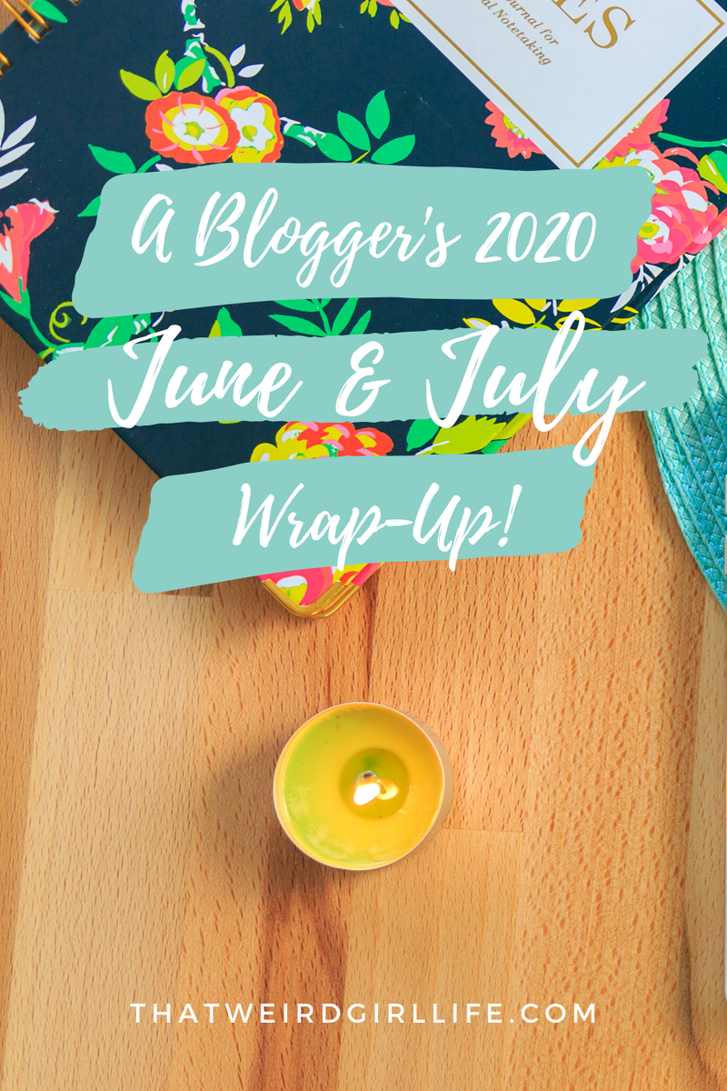 Have you seen my June & July wrap-up blog post? See what I've been up to and all of my #StayHome adventures! (Or lack thereof) https://www.thatweirdgirllife.com/2020/07/june-and-july-2020-wrap-up.html…  #lifestylebloggers #lifestyle @GoldenBloggerz @thebloggercrowd #BloggersHutRT @bloggingbeesrtpic.twitter.com/Gl7pSomEgs