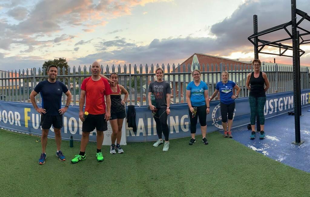 The evenings dream team #bootcamp #TriumphThroughPersistence #FkResistance #EradicateWeakness #UnreasonableAF #VoluntaryHardship #ComfortIsTheEnemy #TheStrongCoach #UnstoppableAF #TakeAction #OnlineFitnessCoach #FitnessCoach #HealthAndWellness #Fitness #… https://instagr.am/p/CDcKwo-g2ik/pic.twitter.com/PLeJXSq5CL