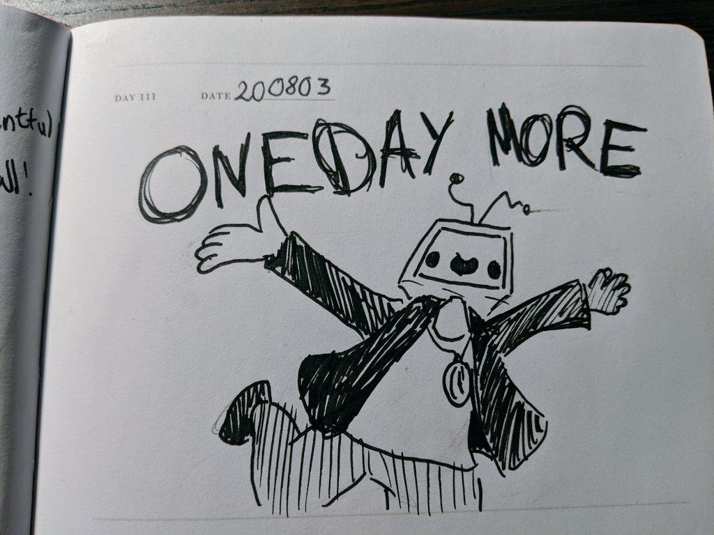 364/365 . 1. . #drawing #dailydrawing pic.twitter.com/fOdhSoBgjF