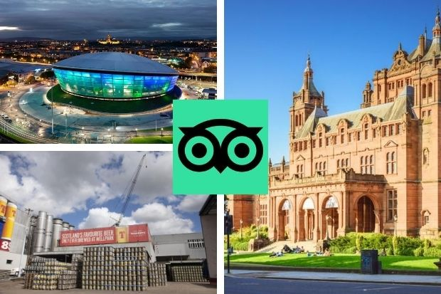 The scathing TripAdvisor reviews left about Glasgow's top attractions http://dlvr.it/Rcx0r2 pic.twitter.com/cyGoXN9MMq
