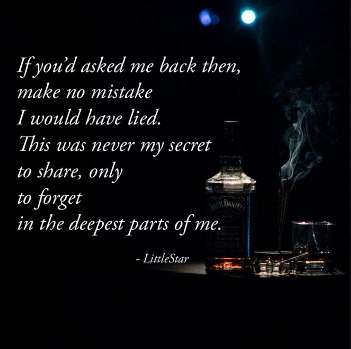 #instapoetry #poem #poetry #writing #writer #poetsofinstagram #micropoetry #poemoftheday #poetryisnotdead #littlestar_writes #quotes #poetstribe #writersflare #quoteoftheday #soulmate #dailycalm #addiction #jackdaniels https://www.instagram.com/p/CDcPnhTFGss/?igshid=lmwxwo6z0f88…pic.twitter.com/RtRyhCOVjP