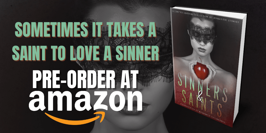 Sometimes it takes a Saint to love a Sinner  #PreOrder Sinners & Saints at https://www.amazon.com/dp/B08B1XP8GT   @AuthorShaunnaR   #asmsg #iartg #amreading #reading #99cents #kindle #kindledeals #romance #anthology #RRBCpic.twitter.com/osdGHjgCJh