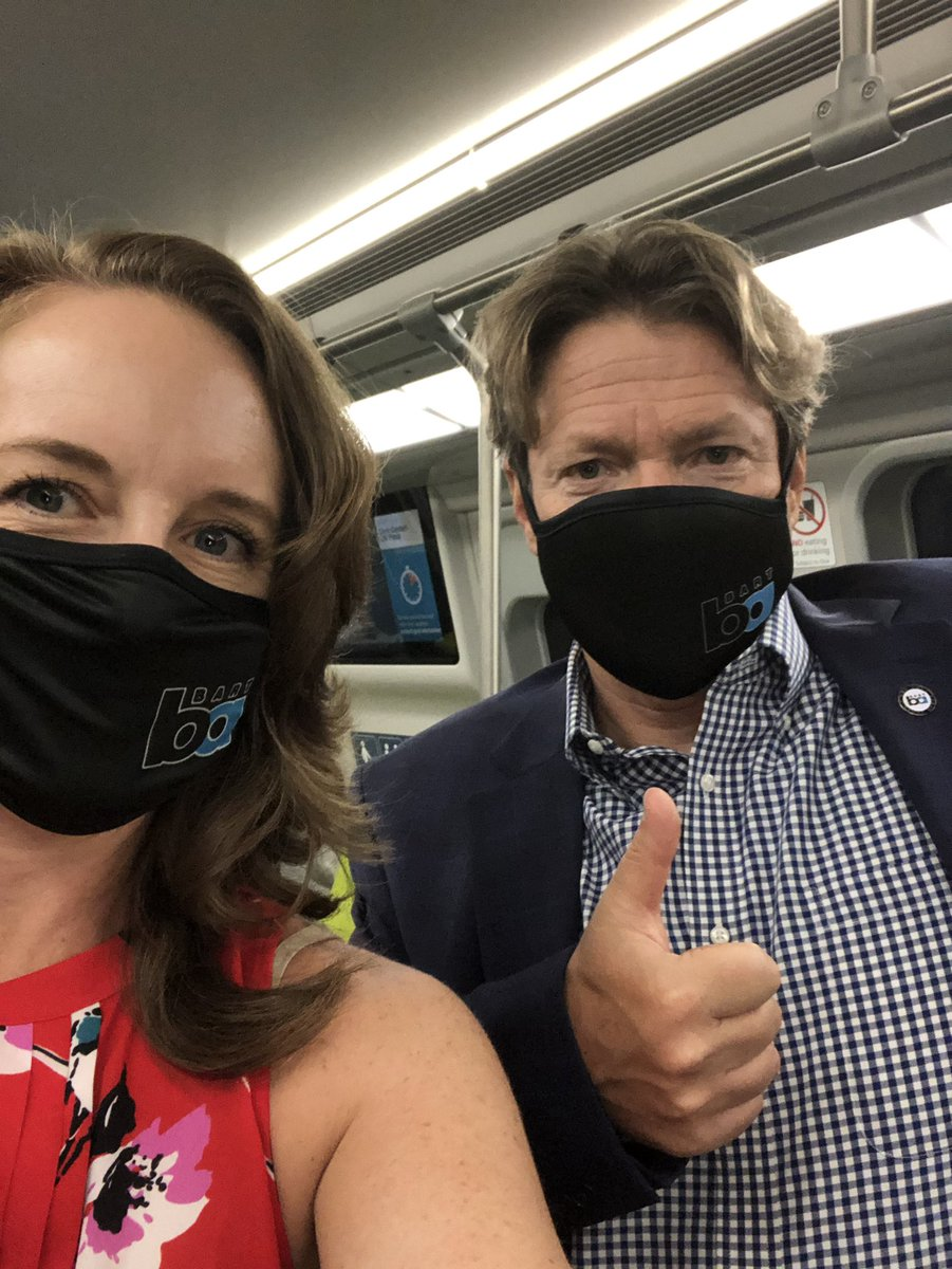 Sfbart On Twitter Bart General Manager Bob Powers Is Out Doing A Quality Check On The System Right Now We Are Giving Out Hand Straps Face Masks And A Good Thumbs Up