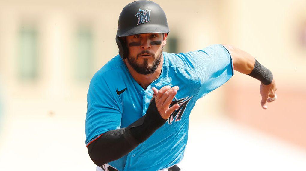 Tras 6 años de trabajo y paciencia, Álvarez logró realizar su sueño de debutar en MLB.