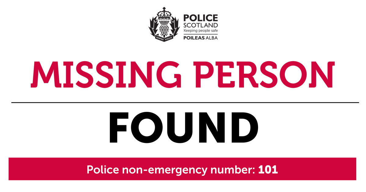 test Twitter Media - Police Scotland can confirm around 8pm today the body of a woman was found in Longniddry in East Lothian.   Formal identification has yet to take place, however the family of 46-year-old Maureen Steele, reported missing from Tranent on Saturday, have been informed. https://t.co/J1UZ0o2t1u