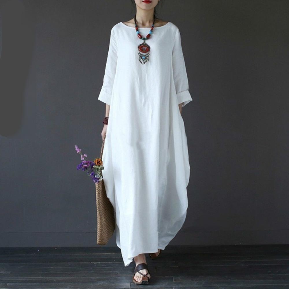 #womeninfilm #womenwhohustle Boho Style Oversize A-Line Maxi Dress https://buygiftforher.com/boho-style-oversize-a-line-maxi-dress/…pic.twitter.com/Pm81VEvGye
