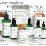 Image for the Tweet beginning: CBD Pet Products, Tinctures, Treats,