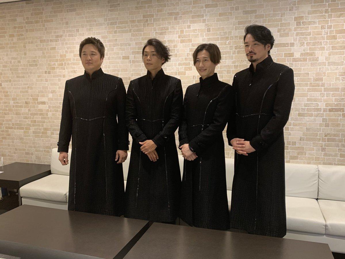 8日、純烈が出るのは、こちら!ライブ・エール ~今こそ音楽でエールを~横並びの出演者の名前見ただけでビビるよね😂これは、リアタイしようぜ😄#純烈#純烈の写真#NHK#ライブ・エール
