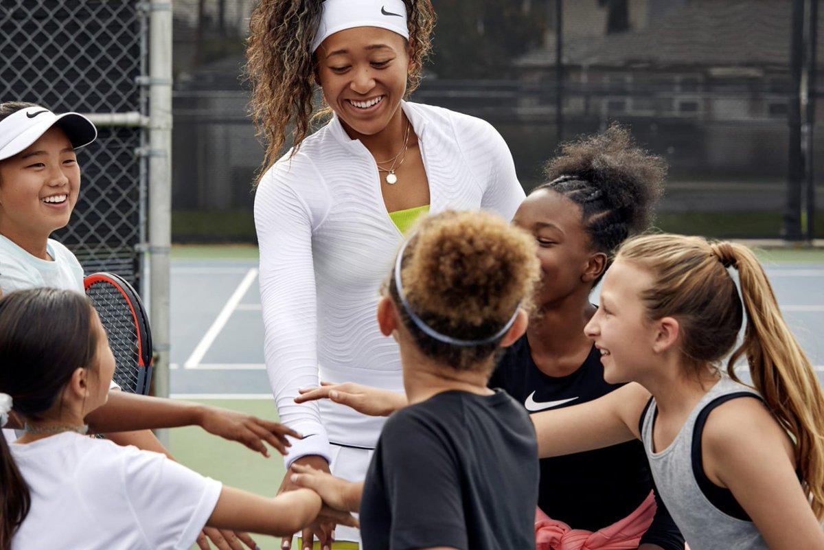 大坂なおみが日本の女子スポーツを支援するアカデミー「プレー・アカデミー with 大坂なおみ」を設立。ナイキやローレウス財団が参画し、ジェンダーの平等に関する研修を受けたコーチによる指導や助成金プログラムを実施します。