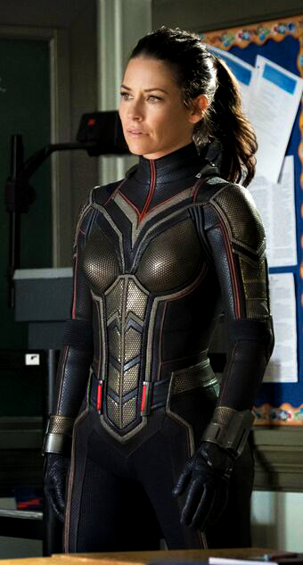Happy Birthday to Evangeline Lilly who played Hope van Dyne / Wasp in the superhero film Ant-Man marvel movies!