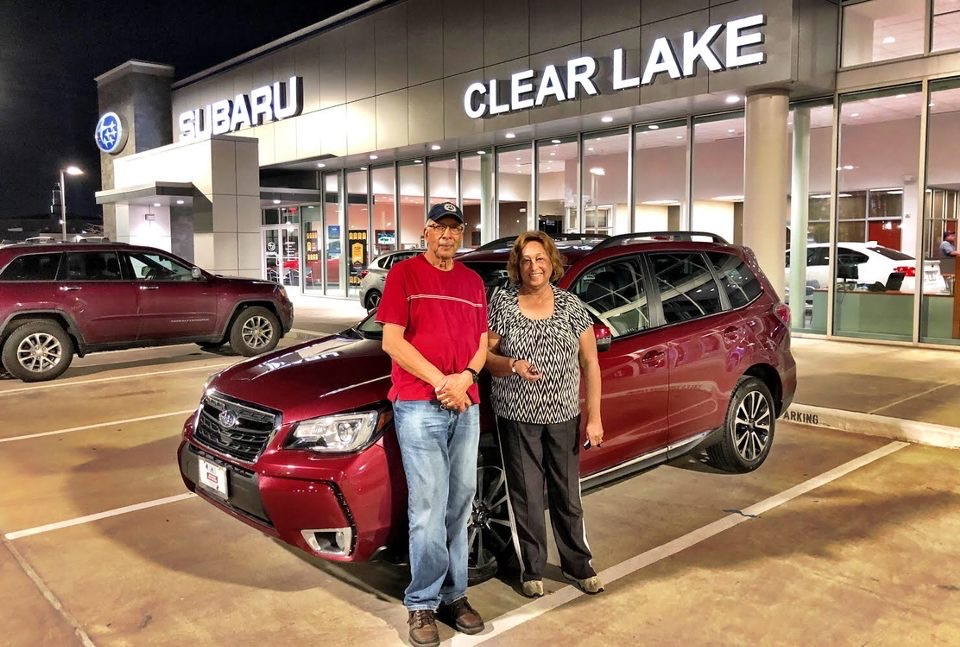 Nothing beats a new car feeling!    Congratulations to all of these new #Subaru owners, your best adventures start NOW! #Subaru #Subie #subieflow #subienation #subilove #HTX #houston #houstontx #clearlake #carsales #cars #carsforsale #autosales #car #cardealershippic.twitter.com/9bVOTIWUXZ