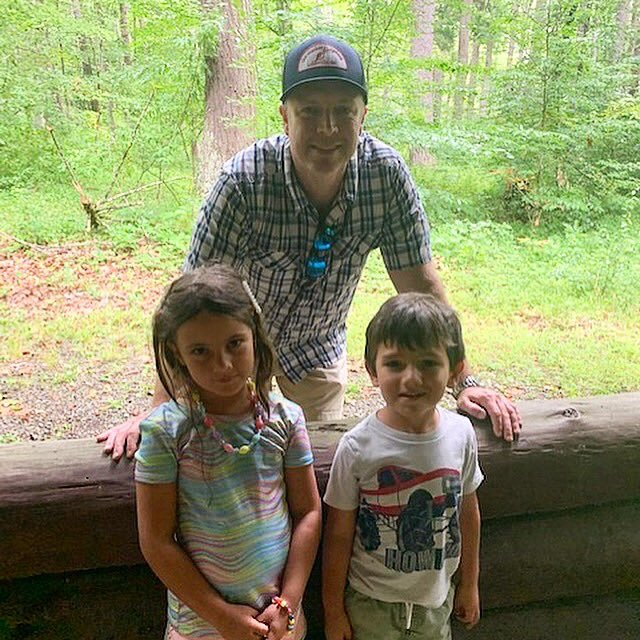 Fun day in the woods at #BlueBend in West Virginia.  #getoutside pic.twitter.com/Wked6jsVte