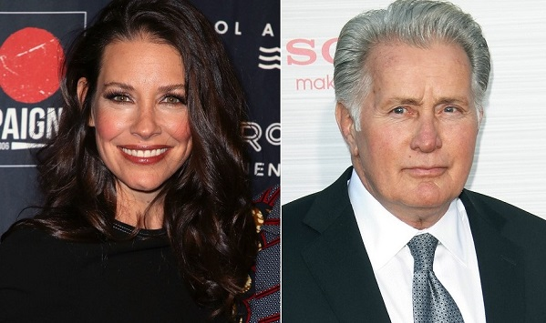 HAPPY BIRTHDAY !  Evangeline Lilly  and  (the great) Martin Sheen