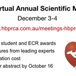 Image for the Tweet beginning: The HBPRCA are delighted to
