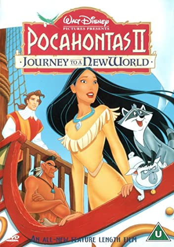 Oh! I'll put on lots and lots of tea. Pocahontas II: Journey to a New World turns 22 today! #PocahontasIIJourneytoaNewWorld #moviequotes pic.twitter.com/ZDqMPQUYWi
