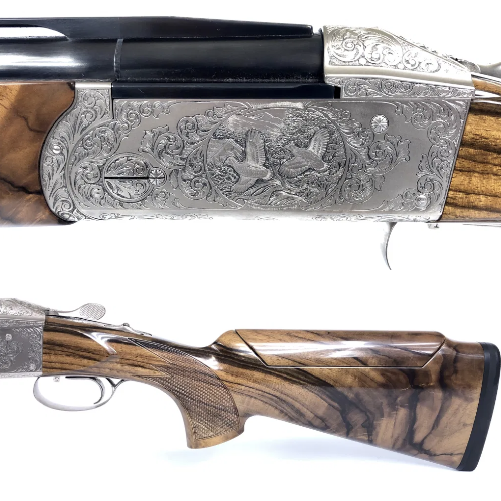 We have some magnficent pre-owned firearms currently available, including this Krieghoff K-80, Bavaria Royale. 30″ CT2 T/F  12 ga. barrel, Right Hand Sporting Stock, no alterations to the stock, 5 titanium choke tubes, Negrini case included. Call (210) 829-0297 for details pic.twitter.com/GSvGhrdVl4