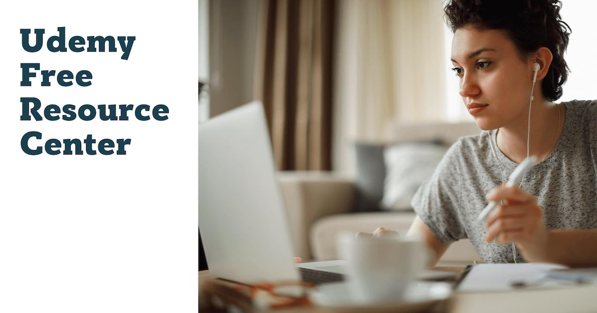 Udemy Free Resource Center  https://buff.ly/2XjIk7J  #Python #DataScience #javascript #MachineLearning #React #Unity #Angular #NodeJS #webdevelopment #webdevelopers #AspNetCore #jQuerypic.twitter.com/GolEHAqKJd