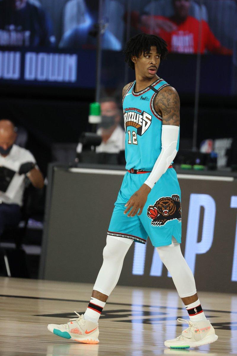 Ya lo dijimos hace un tiempo, pero qué cosa hermosa este uniforme de los Memphis Grizzlies recordando los viejos tiempos en Vancouver. Es perfecto pic.twitter.com/fDbfXv2ISR