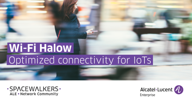 Learn about #WiFi #HaLow features, a wireless IEEE open-standard protocol 802.11ah capable of connecting numerous IoT devices at lower power in our latest #Spacewalkers blog post by LukeStellar. https://bit.ly/2PkOSOv pic.twitter.com/ELIOZBgrc8