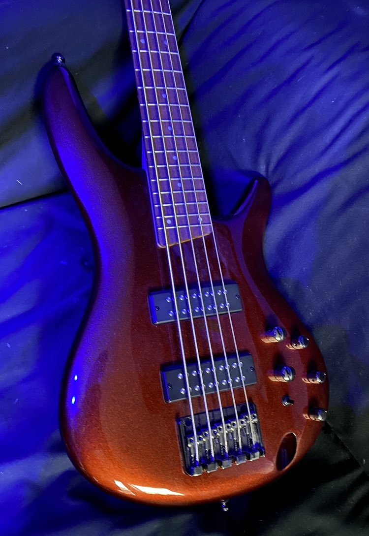 Here's a cool photo of my @ibanezofficial bass  #bass #bassplayer #photography #music #musicianpic.twitter.com/FEmQcoxe6B