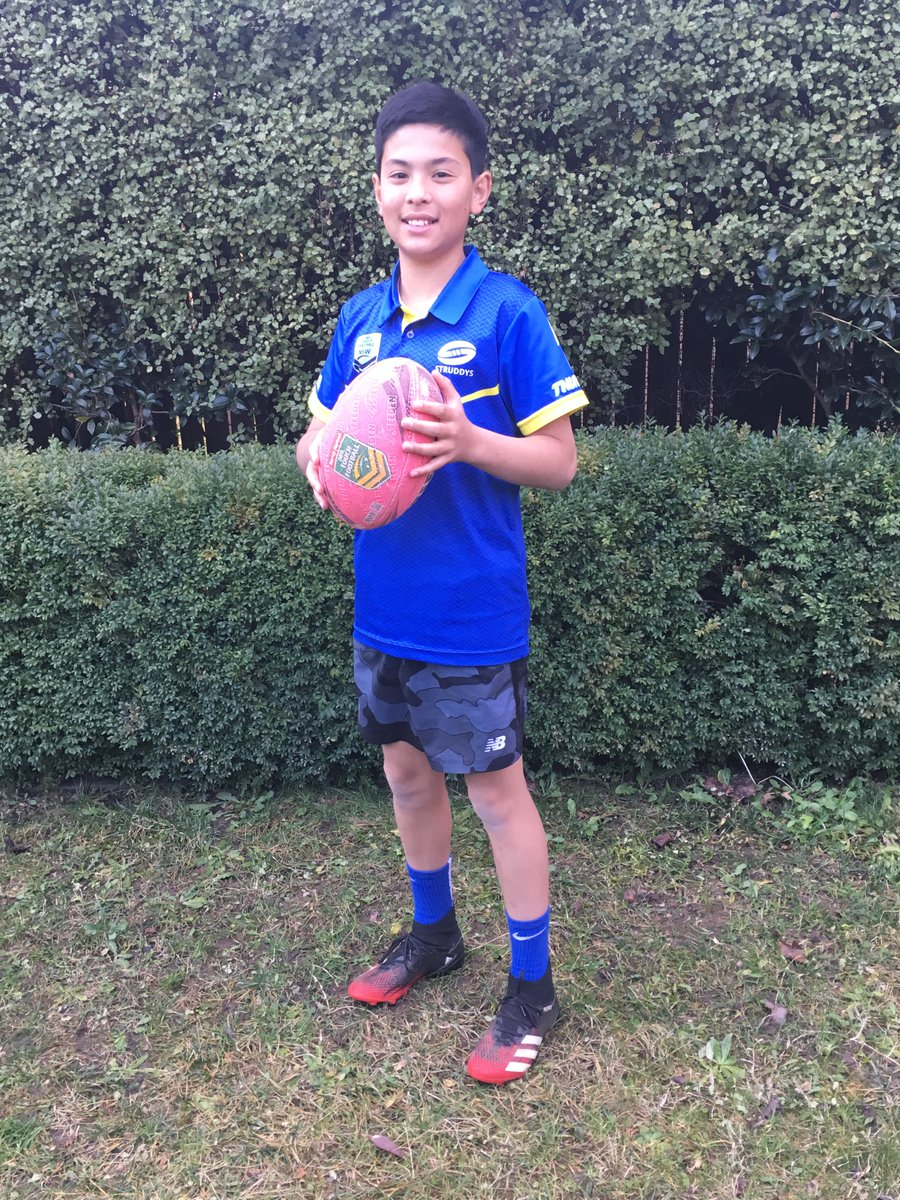 Congratulations to Luca (Year 6) who has been selected to play in the National Youth Championships for Touch Football as an ACT Representative.
