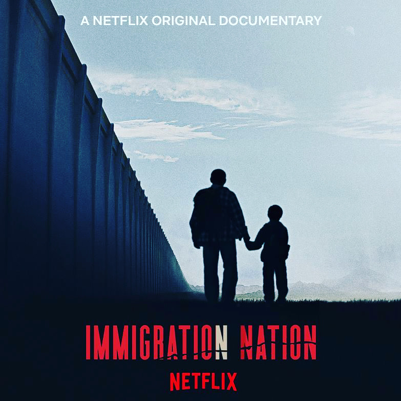 Immigration Nation is now on @netflix! #docuseries with unprecedented access to #ICE operations. Take a deep look at US #immigration today with this 6-part series. bit.ly/39Q6DP2 #netflix #abolishice #immigrantsmakeamericagreat #detainment #immigrants