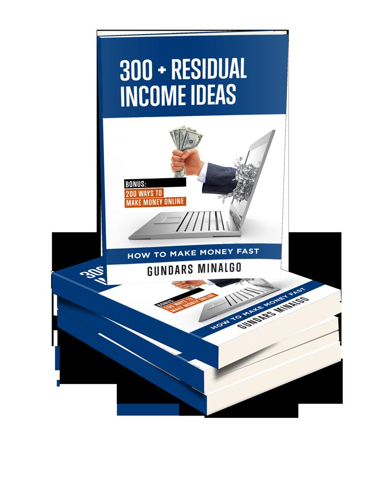 300+ Residual Income Ideas: http://buff.ly/2dqctNn FREE 55 page e-book #passiveincome #IncomeIdeaspic.twitter.com/Ba8SZEboCa