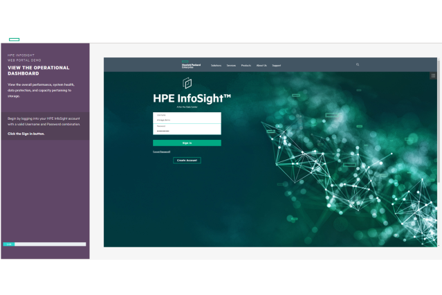 'Take the HPE InfoSight web portal for a test drive' https://dy.si/wrqbkpic.twitter.com/OVzFjRT4gS