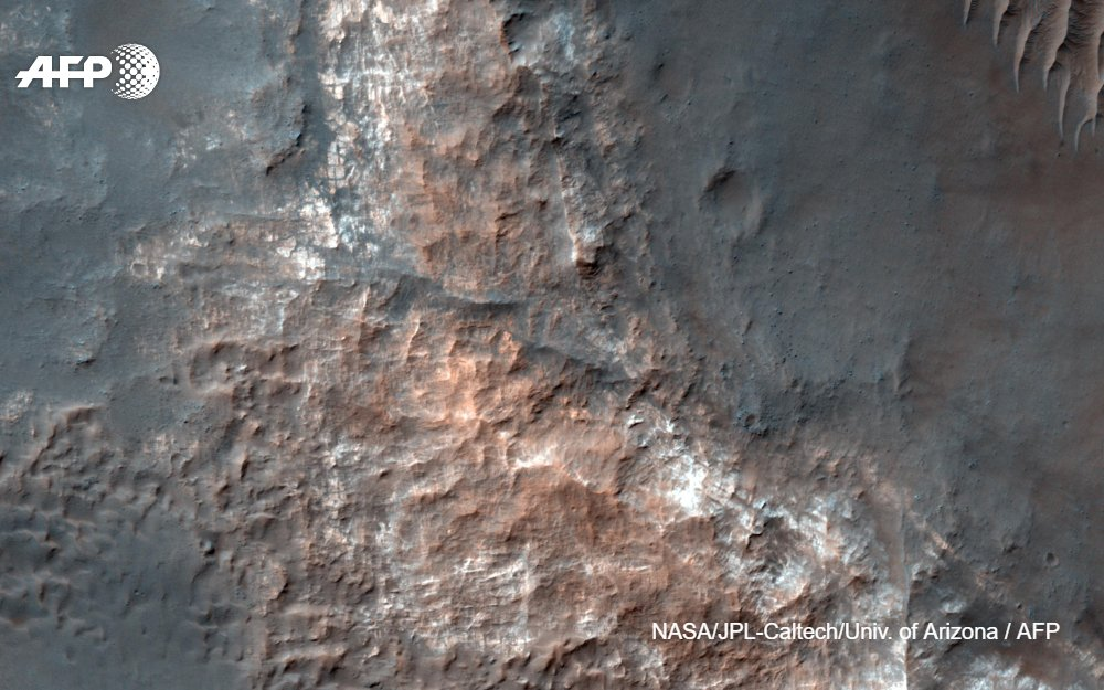 The question of whether ancient life could have existed on Mars centres on the water that once flowed there, but new research suggests that many of the Red Planet's valleys were gouged by icy glaciers not rivers https://t.co/RZVokQbG19 https://t.co/q1JnGTzUjs