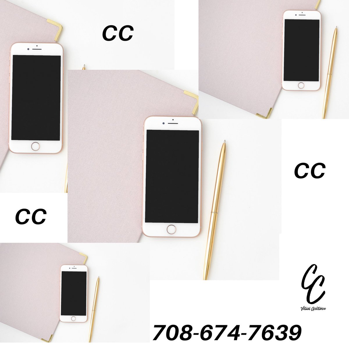 CC Virtual Assistance is NOW ACCEPTING NEW CLIENTS!! CALL or EMAIL FOR FREE CONSULTATION:  708-674-7639 ccvirtualassistant18@gmail.com  #virtualassistant #virtualassistants #virtualassistantservices #virtualassistance #virtualassistantcommunity #virtualassistantservicepic.twitter.com/XmFwyFL85c