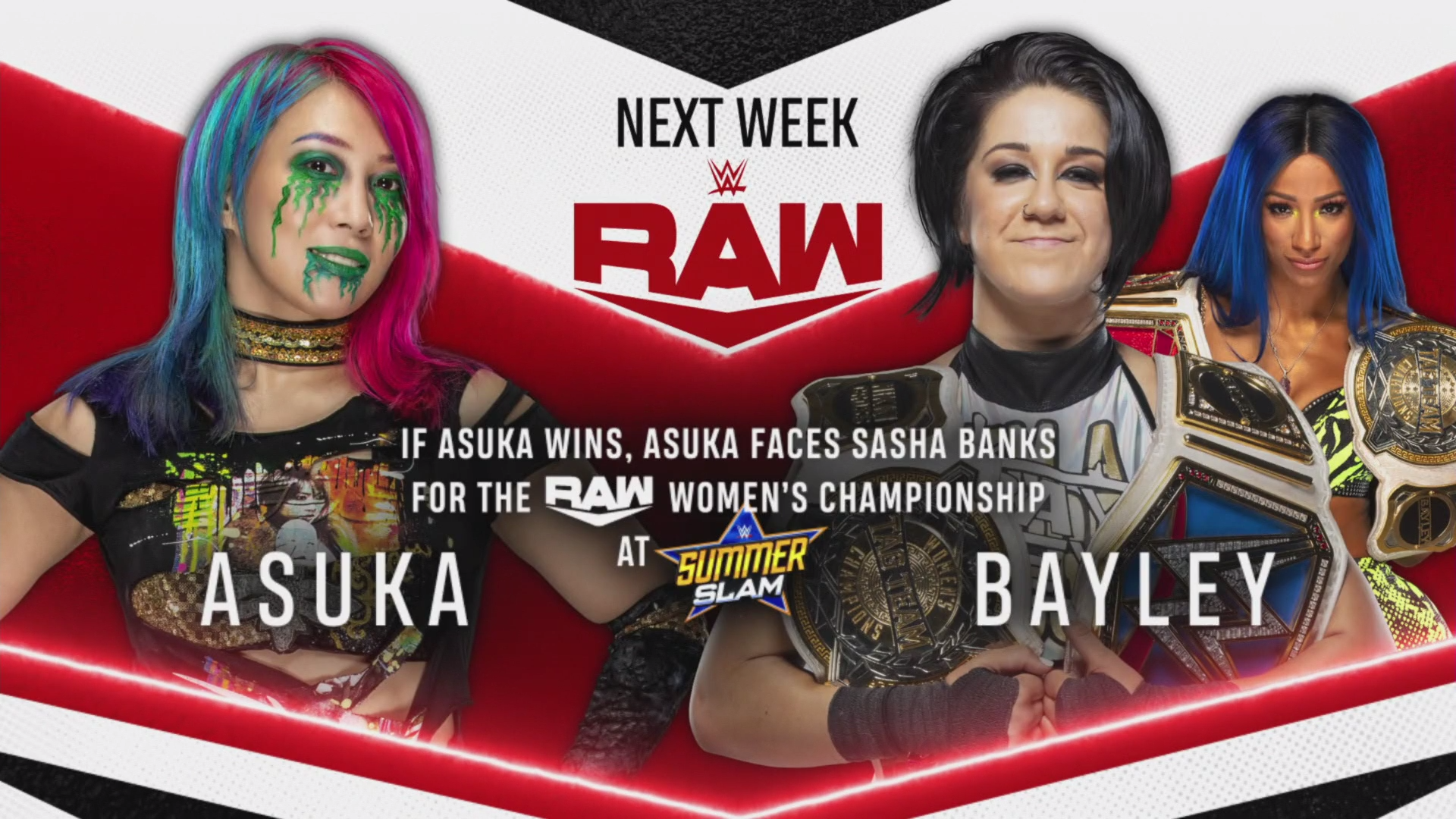 WWE Raw: Randy Orton vs Kevin Owens & Bayley vs Asuka Set For Next Week 2
