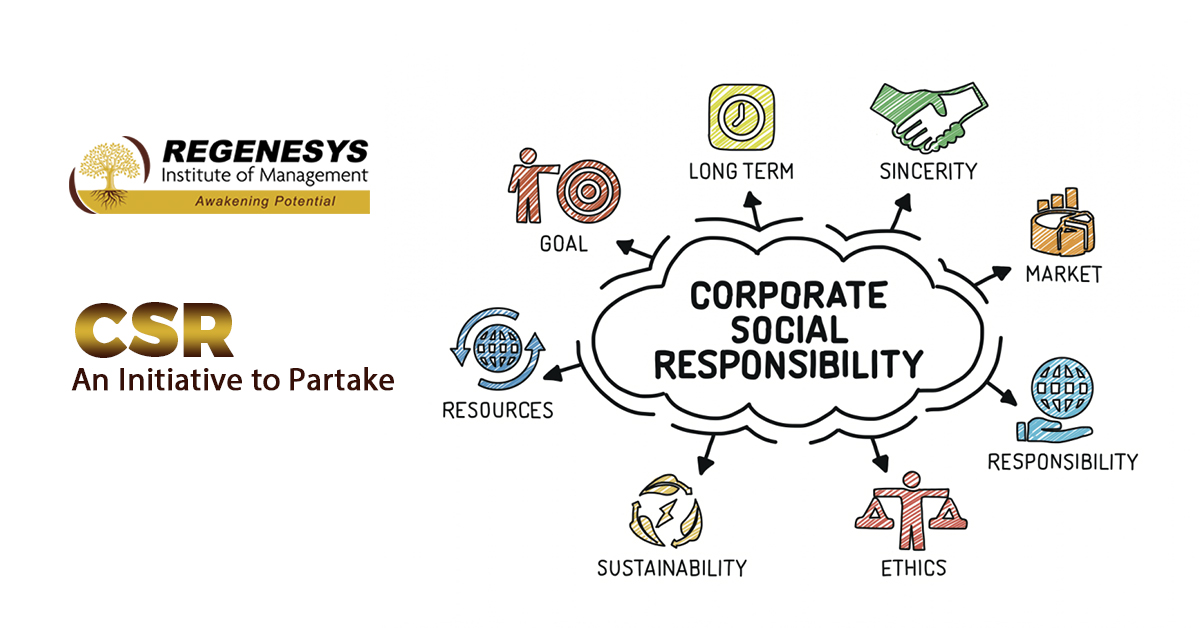 "Corporate Social Responsibility (CSR) is the need of the hour in these times of crisis. Read more about ""CSR – An Initiative to Partake"": https://bit.ly/30qJSOD   #csr #corporatesocialresponsibility #CsrInitiativespic.twitter.com/ASOC1HPlx2"