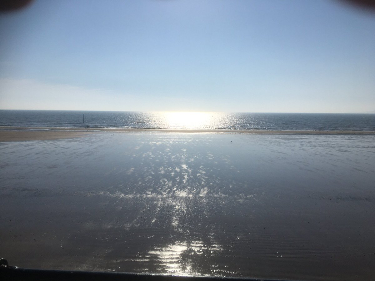 @AlexStevensKent Best wishes Alex, hope all goes well. Here's a pic of sun on a beach to add to the collection