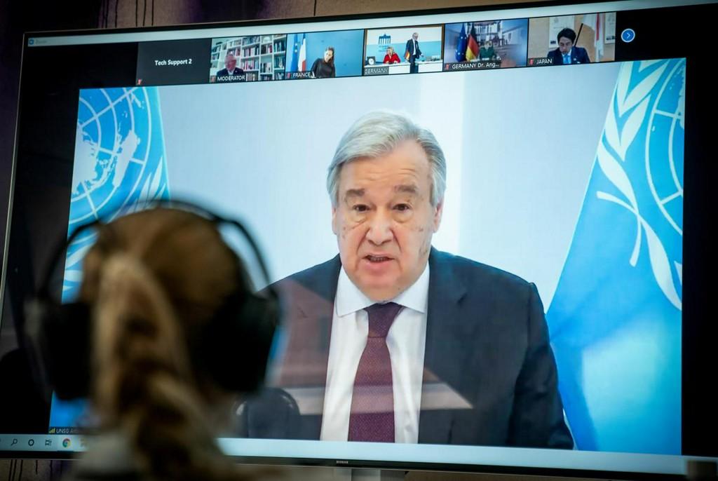 U.N. chief warns world facing 'generational catastrophe' on education https://t.co/LWBDg1HEcw https://t.co/9PcJ0O8l23