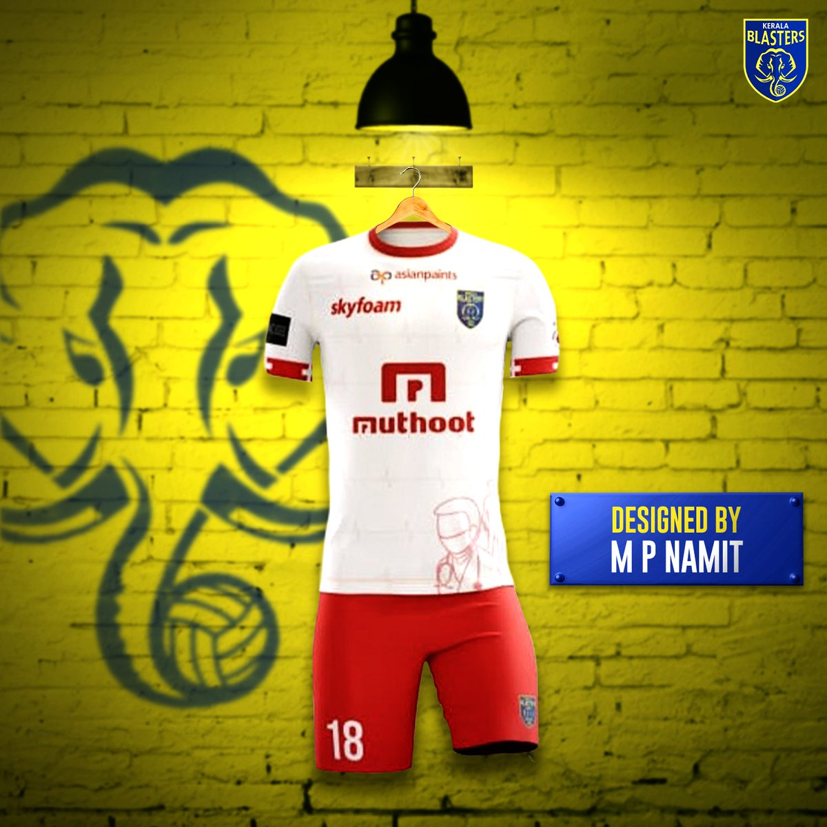A big shout-out to everyone who participated in our Third Kit Contest for the upcoming ISL season!   We are truly humbled by the responses from all you creative minds! Here are our top 8 designs so far ➡️  (1/2)  #YennumKerala https://t.co/fCwGkyfEPd