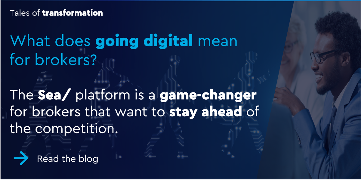 Digitalisation in shipping is happening. But how can brokers benefit from this evolution? Our latest blog takes a closer look. http://ow.ly/YCfq50AOcWl #TalesOfTransformation #Shipping #SmarterShipping #Digitalisation #ShipBrokerspic.twitter.com/bX1Bpd8MW3