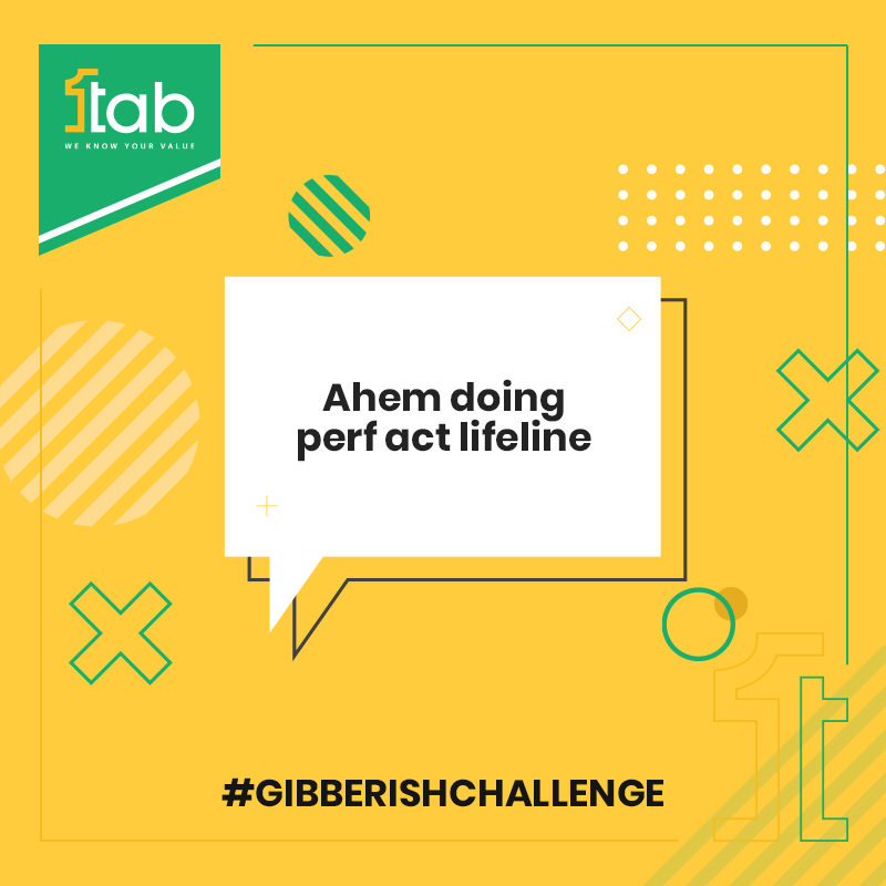 Ready to decode? Comment below and see if you can guess the Gibberish.  #gibberish #gibberishchallenge #guessthegibberish #brainteaser #healthylifestyle #quiz #fitness #wellness #healthy #exercise #healthylife #HealthForAll #onlinepharmacy #WeKnowYourValue #Health #healthcarepic.twitter.com/gufWsBmFlo