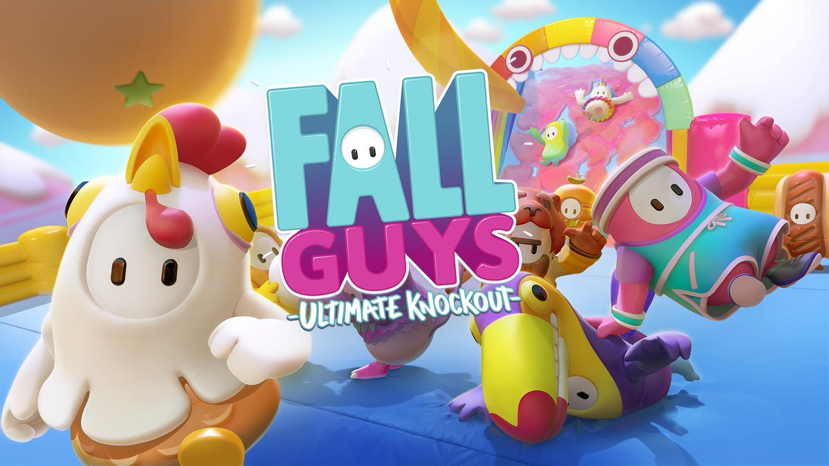 PC/PS4向けバトルロイヤルゲーム「Fall Guys: Ultimate Knockout」が配信開始。PS Plusではフリープレイに