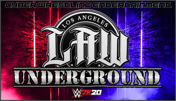 Weve been running CWE #UnderGround since 2016... FRI nights @ 7pm Central on Twitch! Much more fun and easier on the eyes to watch! #CWE2k20 #CGN #Thanks4watching #FixWWE2k20