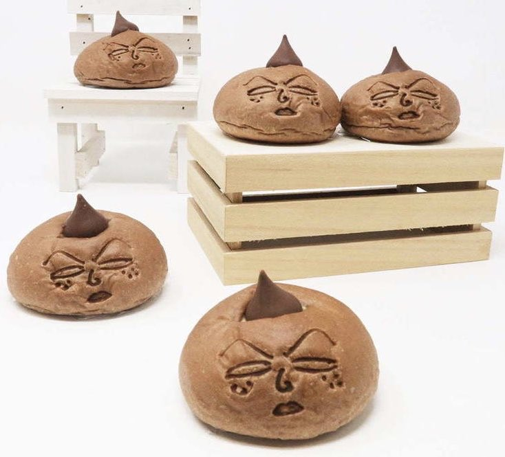 8月5日より手作りパンのお店「麻布十番モンタボー」13店舗から、『ちびまる子ちゃん』の永沢君の日焼姿をモチーフにした「日焼けした永沢君のクリームパン」が新発売されます✨