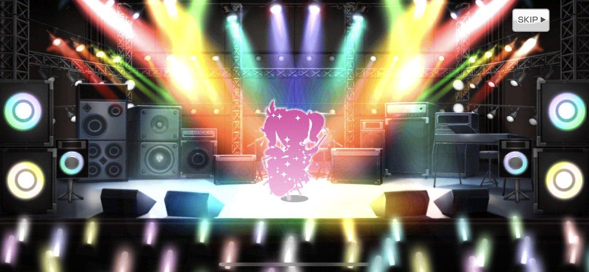 頂点に狂い咲きました🌹✨お祝い(!?)コメント待ってます!!!!!#バンドリ#ガルパ#Roselia#ドリフェス